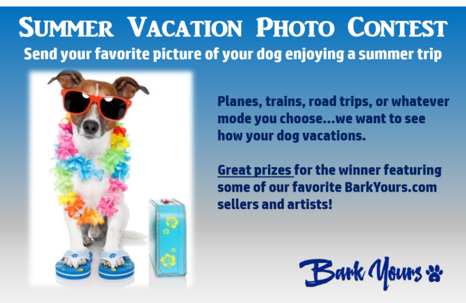 Vacationing with Our Dogs Photo Contest