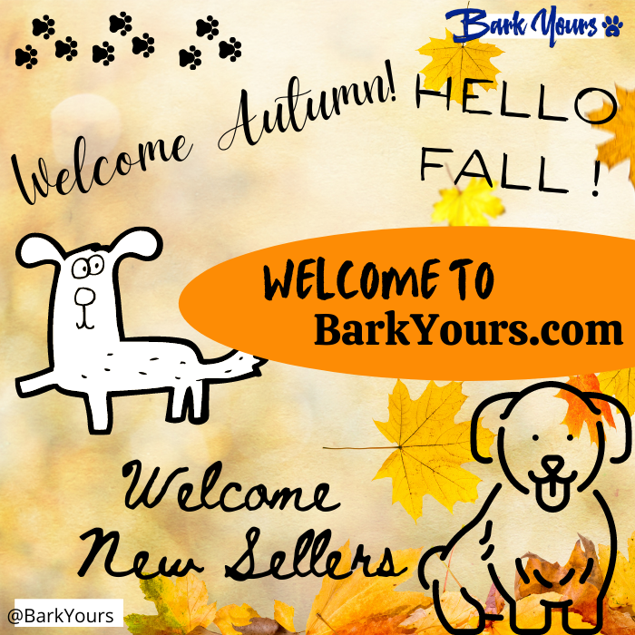 Welcome Fall; Welcome Sellers; Welcome Welcome