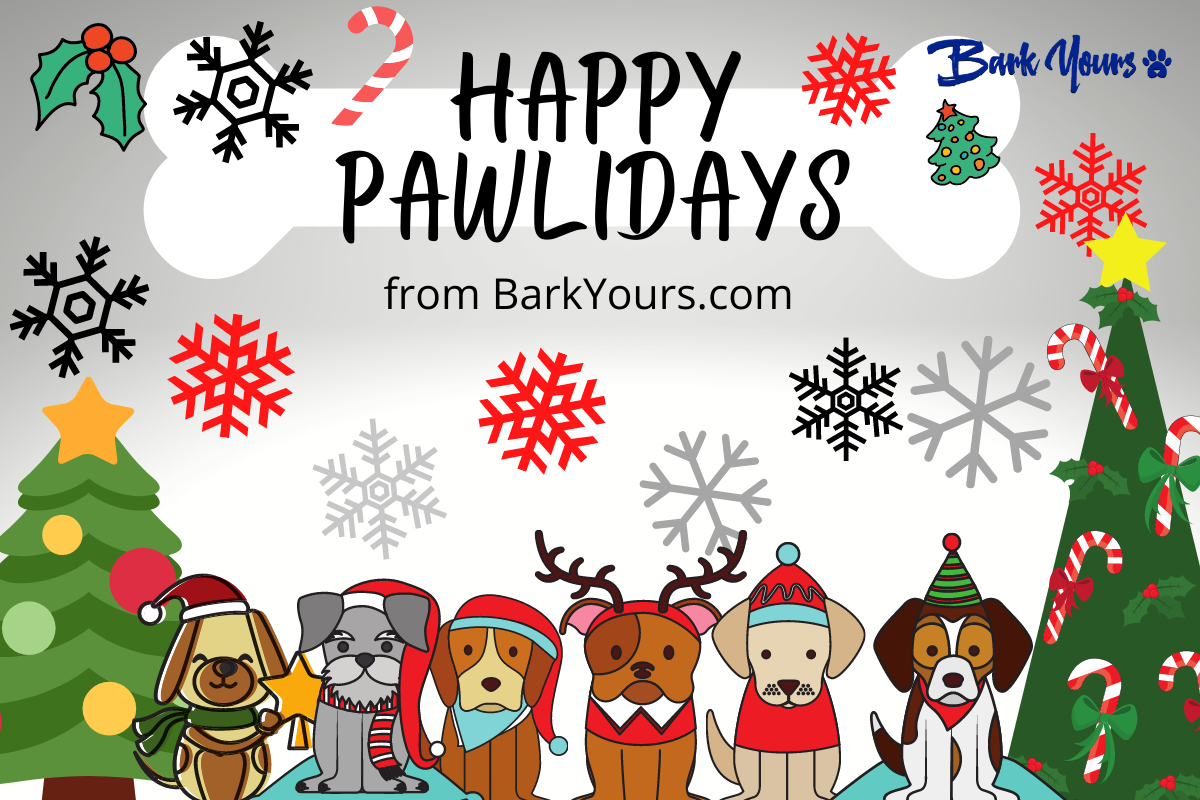 Dogs, Holidays, Love & Presents