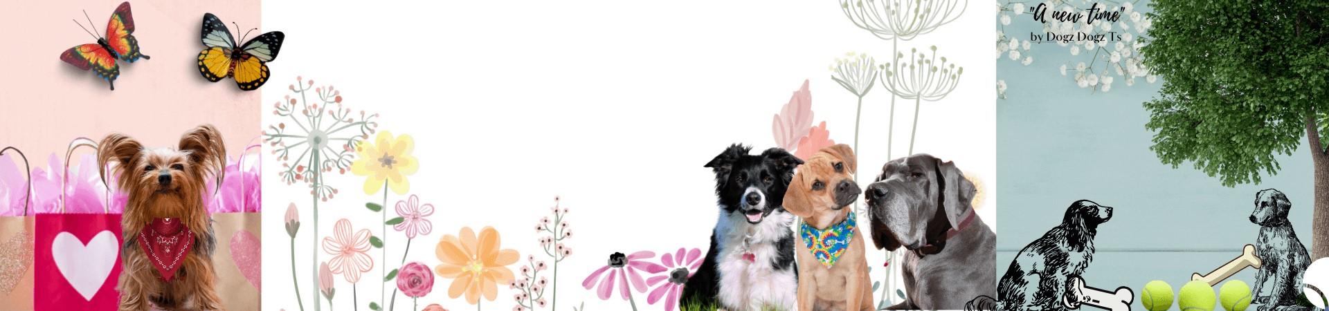 It's A New Time (Springtime) on BarkYours.com